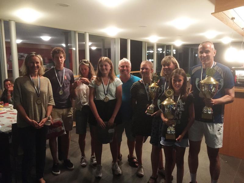 Clubmeisterschaften 2017 und Sommernachtsfest