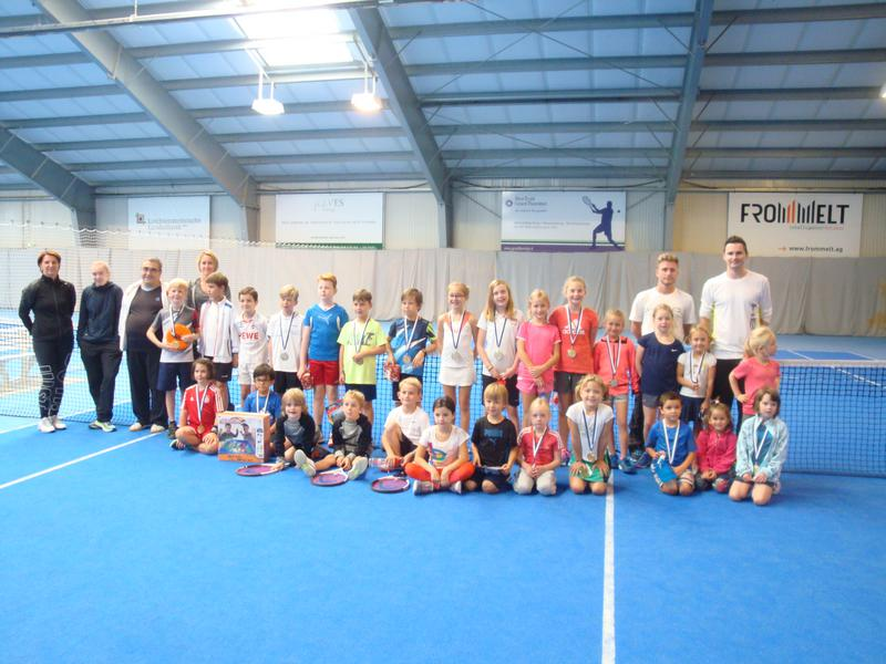 Juniorenclubmeisterschaften im Klein- und Dreiviertelfeld