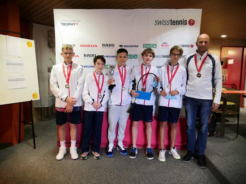 Meistertitel für unsere U15-Junioren!